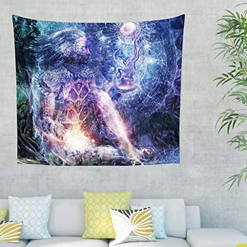 Space, Nebula, universe, spiritual, sacred, geometry hippie tapijt, sprei, picknickdeken met romantische afbeeldingen, kunst, natuur, hoofddecoratie, woonhuis decoratie voor woonkamer,