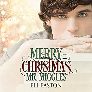 Merry Christmas, Mr. Miggles audiobook cover art