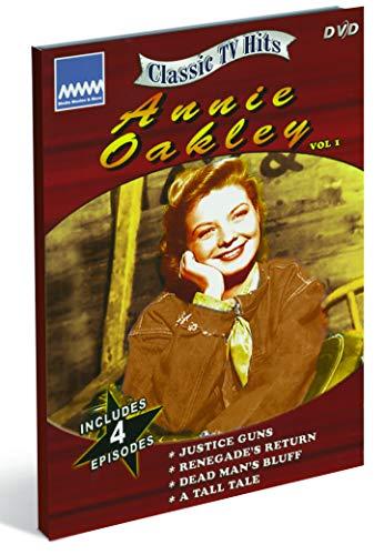 Annie Oakley // Justice guns / A tall tale / Dead mans bluff / Renegades return