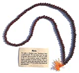 Fair Trade Rosewood Mala / Mallah Beads by Eastern Connections