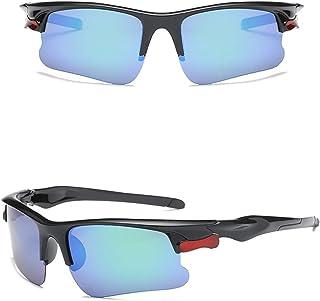 LayTmore Men's And Female Polarized Sunglasses Outdoor Sports,Sunglasses,Unisex Sunglasses,UV400 (Blue)