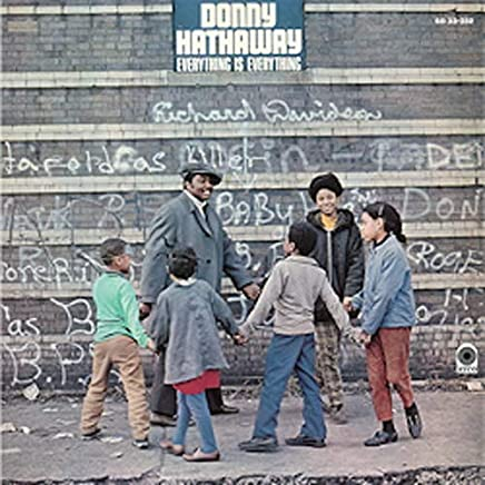 Donny Hathaway - Everything Is Everything (2019) LEAK ALBUM