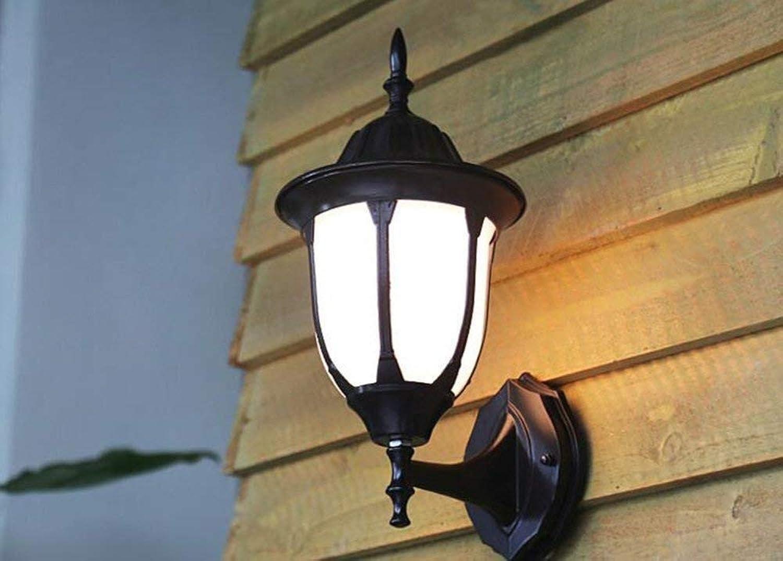 Wandlampe Gartenlampe Wandleuchte zu Fuß Acrylbalkon B07PJ7RR16 | Neue Sorten werden eingeführt