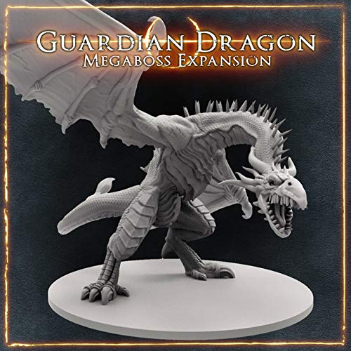 Dark Souls: The Board Game - Guardian Dragon Expansion