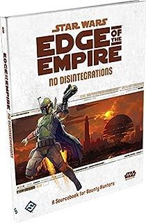 Star Wars: Edge of the Empire - No Disintegrations