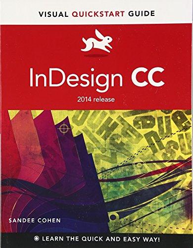 Price comparison product image InDesign CC: Visual QuickStart Guide (2014 release)