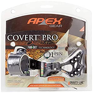 Apex Gear AG2301GB 1 Dot Covert Pro Sight