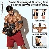 Zoom IMG-1 ithrough elettrostimolatore per addominali muscolare