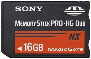 ソニー(SONY) メモリースティック PRO-HG Duo HX 16GB MSHX16B ソニー Sony 高速データ転送50MB/S 並行輸入 海外パッケージ品