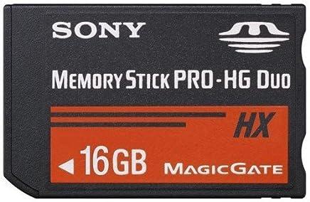 ソニー Sony メモリースティック PRO-HG Duo HX 16GB 高速データ転送50MB/S パッケージ品 MSHX16B