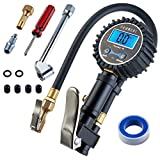Best Digital Tire Pressure Gauges - Digital Tire Pressure Gauge - Portable Air Pressure Review