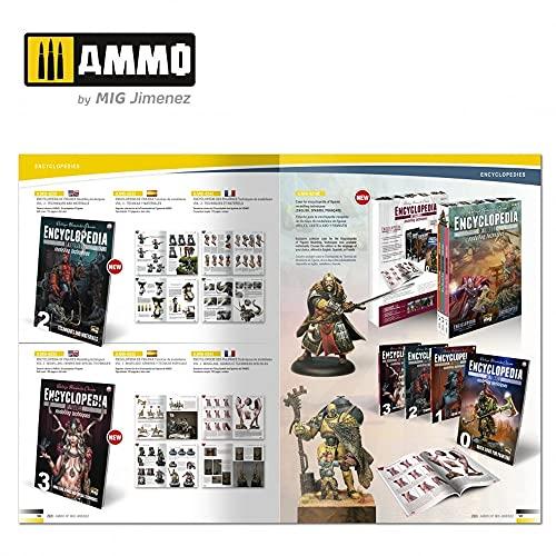 『アモ AMMO カタログ 2021年 プラモデルカタログ AMO-8300』の3枚目の画像