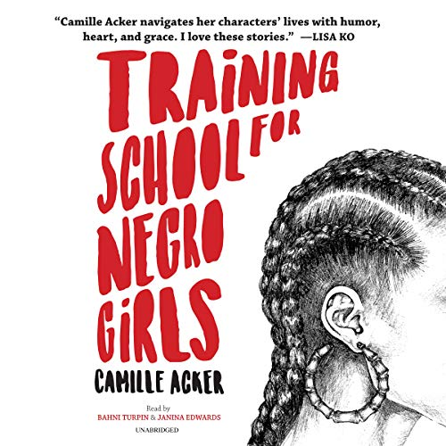 Training School for Negro Girls audiobook cover art