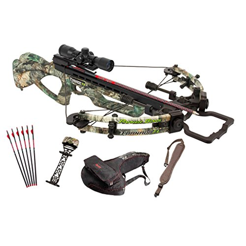 Parker Bows Tornado F4 Perfect Storm Crossbow...