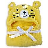 ORETG45 Kapuzen-Badetücher für Babys, Kapuzen-Badetücher mit Ohren für Babys, Baby-Handtuch, perfekt für Jungen und Mädchen von