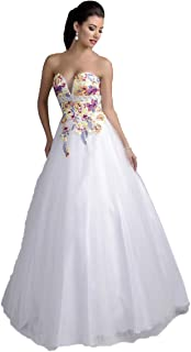 Karishma special occasion formal evening gown prom dress style 16079 size 6