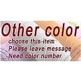 BARO 3 unids/Lote Hilo de algodón de Leche de Seda Suave Natural Hilo Grueso para Tejer a Mano Lana de bebé Bufanda de Ganchillo Abrigo suéter Hilo de Tejido, 19 a 60 Colores