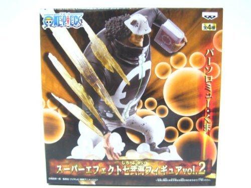 Bartholomew Kuma Super Effect Shichibukai Figure vol.2 Banpresto One Piece (japon importation)