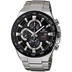 [カシオ] 腕時計 エディフィス ソーラー EFR-541SBDB-1AJF シルバー