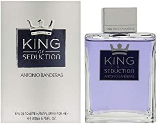 Antonio Banderas King Of Seduction Edt Vapo 200 ml/6.7 oz (8411061819685)