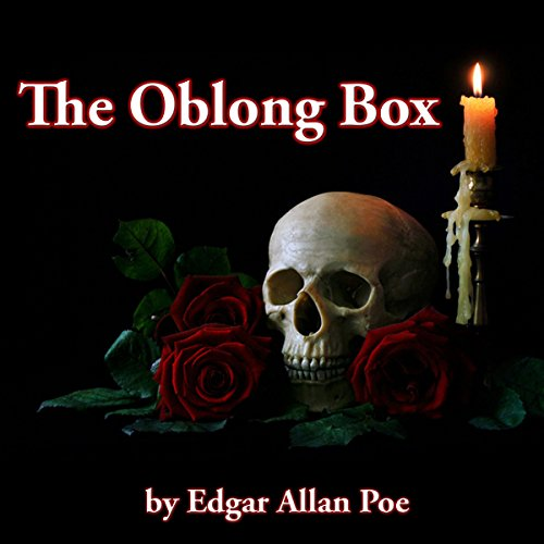 The Oblong Box audiobook cover art