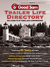 2012 Trailer Life Directory RV Parks and Campgrounds (Good Sam Club)