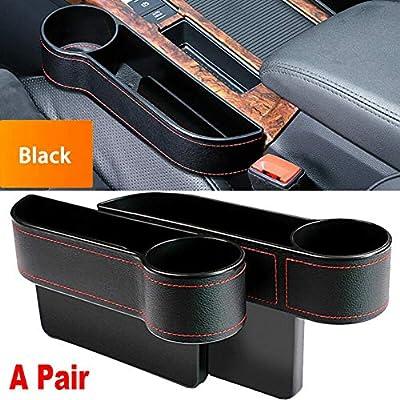 Hereb Autositz-Taschen-Organizer Stück Autositz-Aufbewahrungsbox