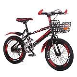 Bicicletas Para Niños Montaña para Exteriores Ciclismo para Niños Y Niñas Excursiones Al Aire Libre para Niños Niños Al Aire Libre De 6 A 10 Años