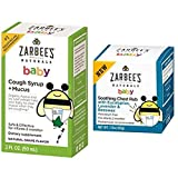 Baby Cough Syrup + Mucus and Baby Soothing Chest Rub Bundle