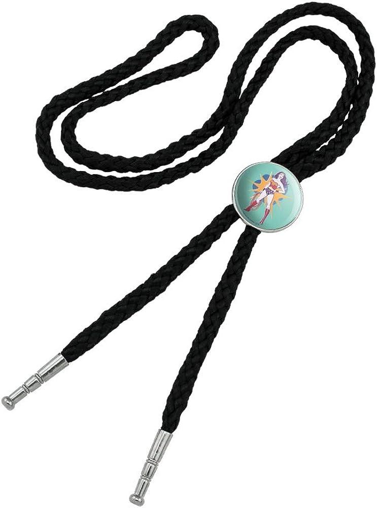 Wonder Woman Vintage Western Cowboy Southwest New products, world's highest quality popular! Alternative dealer Bow Necktie