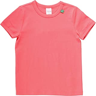 Fred'S World By Green Cotton Alfa S/S T T-Shirt Fille