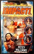 Tna Wrestling Series 4 Figure Petey Williams