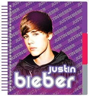 Justin Bieber - Álbum para Cartas coleccionables (Sambro JBB-650) (versión en inglés)