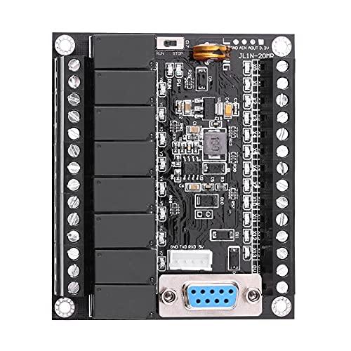 엔지니어링 키트용 PLC 컨트롤러 프로그래밍 가능한 논리 컨트롤러 산업 제어 보드 FX1N-20MR 릴레이 출력 모듈