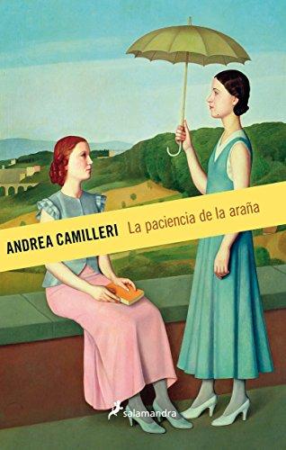 LA PACIENCIA DE LA ARAÑA (S) -Nueva Portada- Relanzamiento: Montalbano - Libro 12 (Salvo Montalbano)