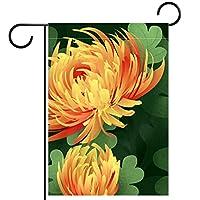 庭の装飾の屋外の印の庭の旗の飾り花 テラスの鉢植えのデッキのため
