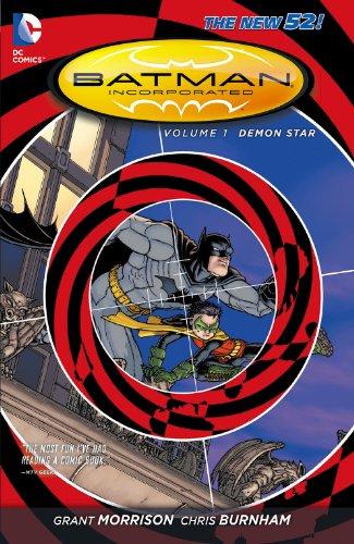 Batman Incorporated (2012-2013) Vol. 1: Demon Star (English Edition)