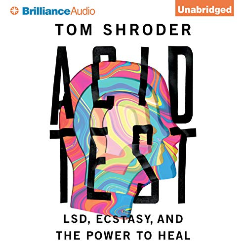 Acid Test audiobook cover art