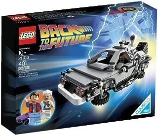 LEGO (LEGO) Kuso DeLorean time machine 21103