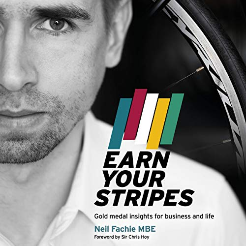 『Earn Your Stripes』のカバーアート