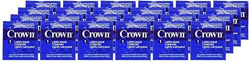Crown Condoms 48 Pack