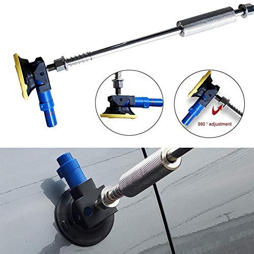 cheerfulus-1 Advanted Suction Car Dent Fixer,Flexible Gooseneck Car Dent Repair Tool,Auto Depression Repair Kit,Heavy Duty Car Dent Remover