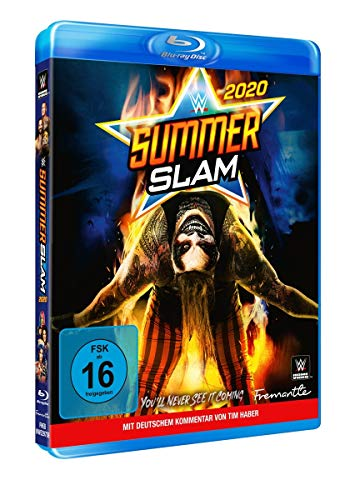 WWE - Summerslam 2020 [Blu-ray]
