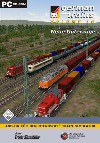 German Trains - Volume 10 - Neue Güterzüge (PC)