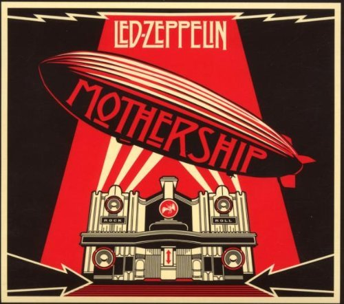 Led Zeppelin - Mothership - Very Best Of (2CD/DVD) by Led Zeppelin (2007) Audio CD