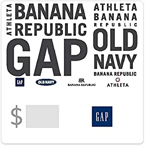 Buy $50, save $10 with code GAP21 at checkout