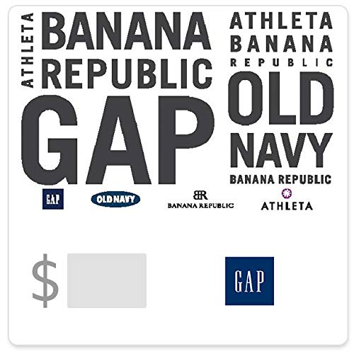 Gap Options Gift Cards - E-mail ...