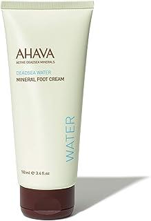 AHAVA Mineral Foot Cream, 100 mls