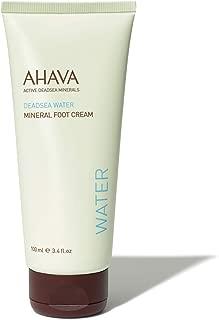 AHAVA Mineral Foot Cream, 100ml