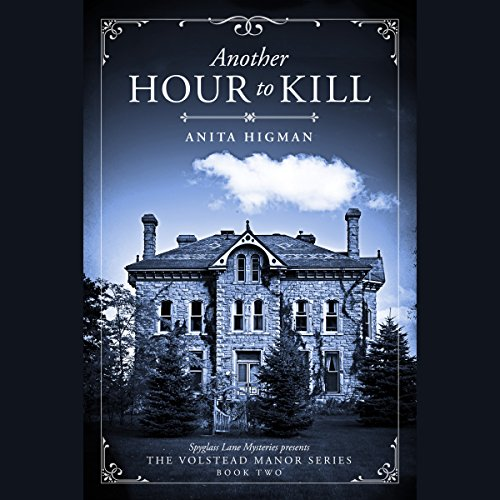 Another Hour to Kill audiobook cover art